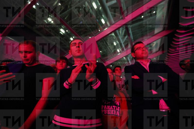 14.09.17 Презентация новой формы Рубина ( Михаил Захаров )