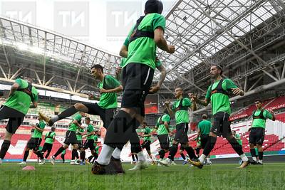 26.07.2018 -Тренировка ФК Рубин (фото Салават Камалетдинов)