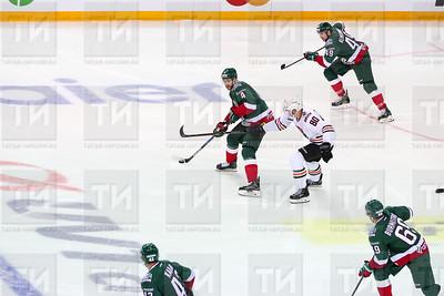 """28.09.2018 - Хоккей. ХК """"Ак Барс"""" - ХК """"Амур"""" (фото Салават Камалетдинов)"""