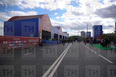 14.06.2018 - Открытие фестиваля болельщиков FIFA Fan Fest (фото Салават Камалетдинов)