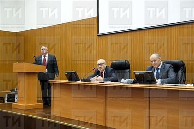 06.02.2019 - Заседание членов Президиума Федерации Корэш (фото Салават Камалетдинов)