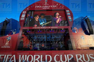 11.07.2018 - Концерт памяти  Альфии Афзаловой на Fan Feste Kazan ( фото Салават Камалетдинов)