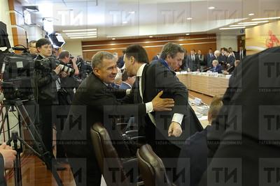 22.04.2016 Заседание совета по спорту
