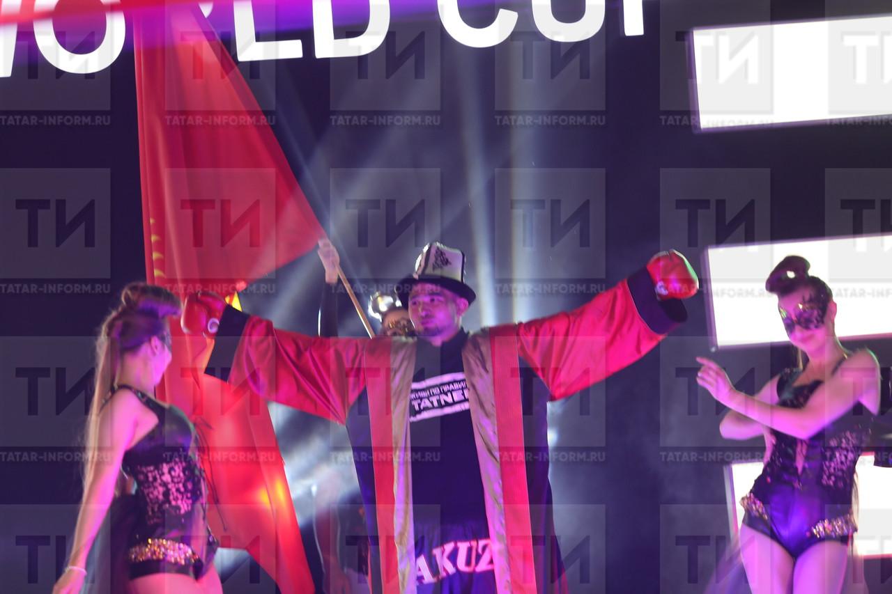 27.06.2017 1/8 финала боев по правилам TNA на кубок TATNEFT фото Рамиля Гали