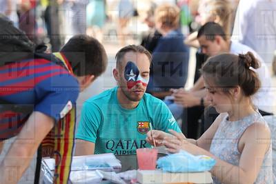 28.06.2017 Паспорт болельщика. фото Рамиля Гали