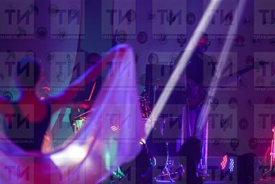 Набережные Челны. 28.10.2016. XIV Чемпионат мира по борьбе на поясах.  Церемония открытия Ильнар Тухбатов/ ИА Татар-информ