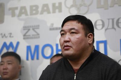 2020 оны нэгдүгээр сарын 24. Монголын үндэсний бөхийн асуудлаар бөхчүүд мэдээлэл хийлээ. ГЭРЭЛ ЗУРГИЙГ Г.ӨНӨБОЛД/МРА