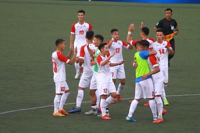 2019 оны есдүгээр сарын 05. Монгол, Мьянмарын багуудын тоглолт. ГЭРЭЛ ЗУРГИЙГ Г.БАЗАРРАГЧАА /MPA