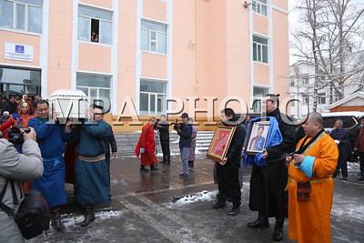 2018 оны дөрөвдүгээр сарын 13. Монгол Улсын Хөдөлмөрийн баатар Жигжидийн Мөнхбатыг сүүлчийн замд нь үдлээ. ГЭРЭЛ ЗУРГИЙГ /МРА