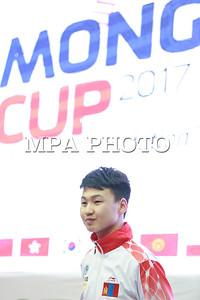 """2016 оны зургаадугаар сарын 23. Монголын ширээний теннисний холбооны ерөнхийлөгч асан О.Чулуунбатын нэрэмжит """"Mongolia cup-2017"""" тэмцээнд 12 орны 180 орчим тамирчин оролцож байна. Тодруулбал, Монгол, БНХАУ, БНСУ, Хонконг, Сингапур, Малайз, Казакстан, Польш, ОXУ-аас тамирчид оролцлоо.  ГЭРЭЛ ЗУРГИЙГ Б.БЯМБА-ОЧИР/MPA"""