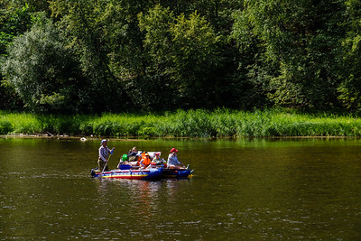 13.07.2021 - Сплав по реке Агидель (Белая) на катамаранах (Салават Камалетдинов )