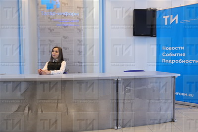 18.12.2017  - Интервью с главным редактором журнала Сююмбике и газеты Шахри Казан Гульнарой Сабировой (фото Салават Камалетдинов)