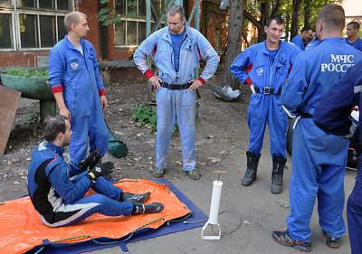 Тренировка групп извлечения 11.08.2015