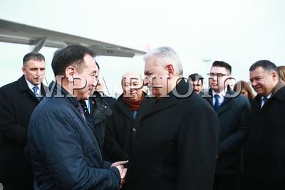 2018 оны дөрөвдүгээр сарын 08. 2018 оны дөрөвдүгээр сарын 06.  Монгол Улсын Ерөнхий сайд У.Хүрэлсүхийн урилгаар Бүгд Найрамдах Турк Улсын Ерөнхий сайд Бинали Йылдырым Монгол Улсад албан ёсны айлчлал хийлээ.  Бүгд Найрамдах Турк Улсын Ерөнхий сайд Бинали Йылдырымыг Монгол Улсын гадаад хэргийн сайд Д.Цогтбаатар үдэж өглөө.  ГЭРЭЛ ЗУРГИЙГ Б.БЯМБА-ОЧИР/MPA