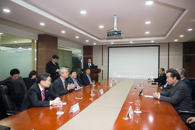 2019 оны гуравдугаар сарын 26. Монгол Улсын Ерөнхий сайд Ухнаагийн Хүрэлсүхийн урилгаар Бүгд Найрамдах Солонгос Улсын Ерөнхий сайд Ли Наг Ён албан ёсны айлчлал хийж байна.   ГЭРЭЛ ЗУРГИЙГ Б.БЯМБА-ОЧИР/MPA