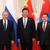 Монгол Улс, ОХУ, БНХАУ-ын Төрийн тэргүүн нарын гурван талт уулзалт болж баримт бичгүүдэд гарын үсэг зурав