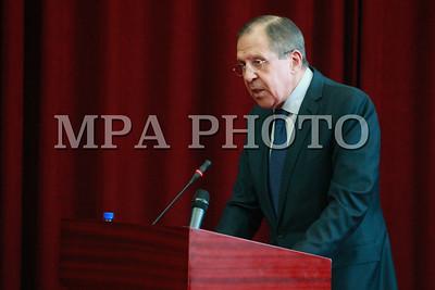 ОХУ-ын Гадаад Хэргийн сайд С.В.Лавров айлчилж байна