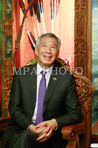 Бүгд Найрамдах Сингапур Улсын Ерөнхий сайд Ли Хсиен Лүүн айлчилж байна