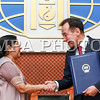 2018 оны дөрөвдүгээр сарын 25. Монгол Улсын Гадаад харилцааны сайд Д.Цогтбаатарын урилгаар Бүгд Найрамдах Энэтхэг Улсын Гадаад хэргийн сайд Сушма Свараж Монгол Улсад албан ёсны айлчлал хийж байна.  ГЭРЭЛ ЗУРГИЙГ Б.БЯМБА-ОЧИР/MPA