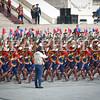 2017  оны долоодугаар сарын 21. Монгол Улсын Ерөнхийлөгч, Зэвсэгт хүчний Ерөнхий командлагчид хүндэтгэл үзүүлэх Улаанбаатар цэргийн хүрээний анги, байгууллагуудын Цэргийн ёслолын жагсаал төв талбайд боллоо. ГЭРЭЛ ЗУРГИЙГ Б.БЯМБА-ОЧИР/MPA