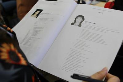 2019 оны зургаадугаар сарын 7.  Гавьяат жүжигчин Д.Алтанхуяг хэвлэлийн хурал хийлээ. ГЭРЭЛ ЗУРГИЙГ Э.ОНОНГОО/MPA