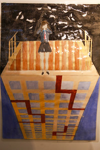"""2019 оны хоёрдугаар сарын 18. """"Гинжийг тасал-2"""" үзэсгэлэнгийн нээлт боллоо. ГЭРЭЛ ЗУРГИЙГ Г.БАЗАРРАГЧАА /MPA"""