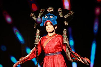 """""""Гэгээн Муза"""" олон улсын театрын 14 дүгээр их наадам"""