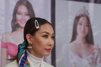 2019 наймдугаар сарын 26. Мисс Монголиа тэмцээний  талаар мэдээлэл хийлээ. ГЭРЭЛ ЗУРГИЙГ Г.БАЗАРРАГЧАА/MPA