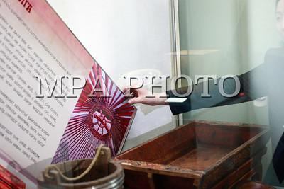 """2018 оны хоёрдугаар сарын 08. """"Монголчуудын уламжлалт сав суулга"""" үзэсгэлэн . ГЭРЭЛ ЗУРГИЙГ Г.ӨНӨБОЛД /МРА"""