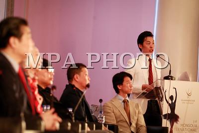 2018 оны тавдугаар сарын 30. Монголын балетын хөгжил сангийн тэргүүн, Монгол Улсын Соёлын элч Д.Алтанхуяг эх орондоо анх удаа олон улсын балетын тэмцээн зохион байгуулах талаар мэдээлэл хийлээ.ГЭРЭЛ ЗУРГИЙГ Г.ӨНӨБОЛД /МРА