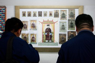 """2019 тавдугаар сарын 01. """"Монгол Улсын хаан Наймдугаар Богд Жавзандамба хутагт"""" үзэсгэлэнгийн нээлт боллоо.ГЭРЭЛ ЗУРГИЙГ Г.ӨНӨБОЛД /МРА"""