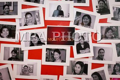 """2018 оны гуравдугаар сарын 07. """"Монгол гоо"""" эмэгтэй уран бүтээлчид, багш сурагчдын хамтарсан үзэсгэлэн.ГЭРЭЛ ЗУРГИЙГ Г.ӨНӨБОЛД /МРА"""