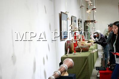 """2018 оны тавдугаар сарын 16. """"Музейн сан хөмрөгөөс: Хөгжмийн зэмсгүүд"""" үзэсгэлэн .ГЭРЭЛ ЗУРГИЙГ Г.ӨНӨБОЛД /МРА"""
