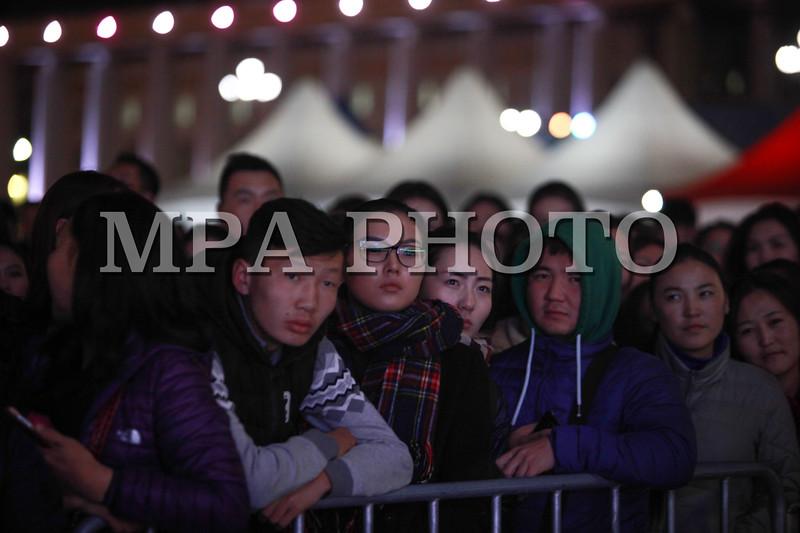 2016 оны есдүгээр сарын 30. Улаанбаатарын намар хамтарсан тоглолт. ГЭРЭЛ ЗУРГИЙГ Г.ӨНӨБОЛД /МРА