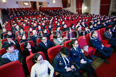 2018 оны хоёрдугаар сарын 05. Цагаан шонхор киноны нээлт боллоо . ГЭРЭЛ ЗУРГИЙГ Г.ӨНӨБОЛД /МРА