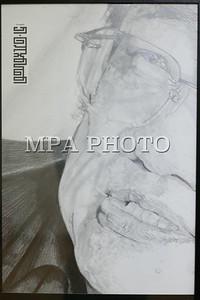 2018 оны гуравдугаар сарын 12.  Мнгол тулгатны 100 эрхэм хөрөг зургийн үзэсгэлэн .ГЭРЭЛ ЗУРГИЙГ Г.ӨНӨБОЛД /МРА