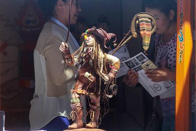 2019 оны зургаадугаар сарын 13. Соёл, урлагийн байгууллагуудын нээлттэй хаалганы өдөрлөг эхэллээ. ГЭРЭЛ ЗУРГИЙГ Г.БАЗАРРАГЧАА/MPA