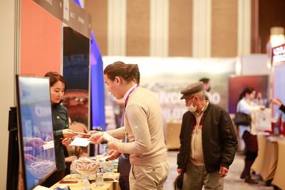 """2020 оны аравдугаар сарын 30. Уул уурхайн салбарын """"Discover Mongolia"""" форум боллоо. ГЭРЭЛ ЗУРГИЙГ Г.ӨНӨБОЛД/МРА"""