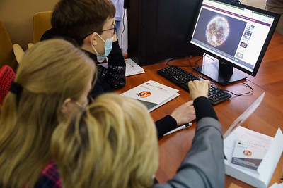16.04.2021 - Открытие II Хакатона по разработке ARVR приложений для музеев (Фото Салават Камалетдинов )