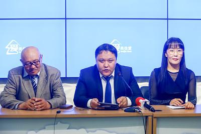 2019 оны тавдугаар сарын 24.  Халх голын ялалтын 80 жилийн ойг тэмдэглэн өнгөрүүлэх талаар Дорнод аймгийн ажлын комисс мэдээлэл хийлээ.  ГЭРЭЛ ЗУРГИЙГ Б.БЯМБА-ОЧИР/MPA