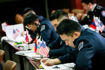 2019 оны дөрөвдүгээр сарын 08. АНУ-аас ирсэн багш нар хар тамхины чиглэлээр сургалт зохион байгуулж байна. ГЭРЭЛ ЗУРГИЙГ Г.ӨНӨБОЛД /MPA