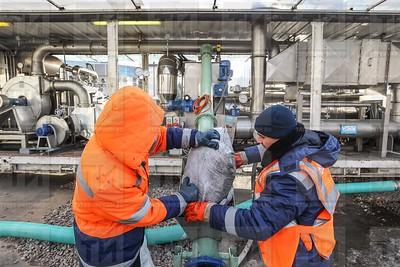 14.11.2016 - Демонстрация итальянской установки по переработке отходов полного цикла в КГЭУ - Тухбатов