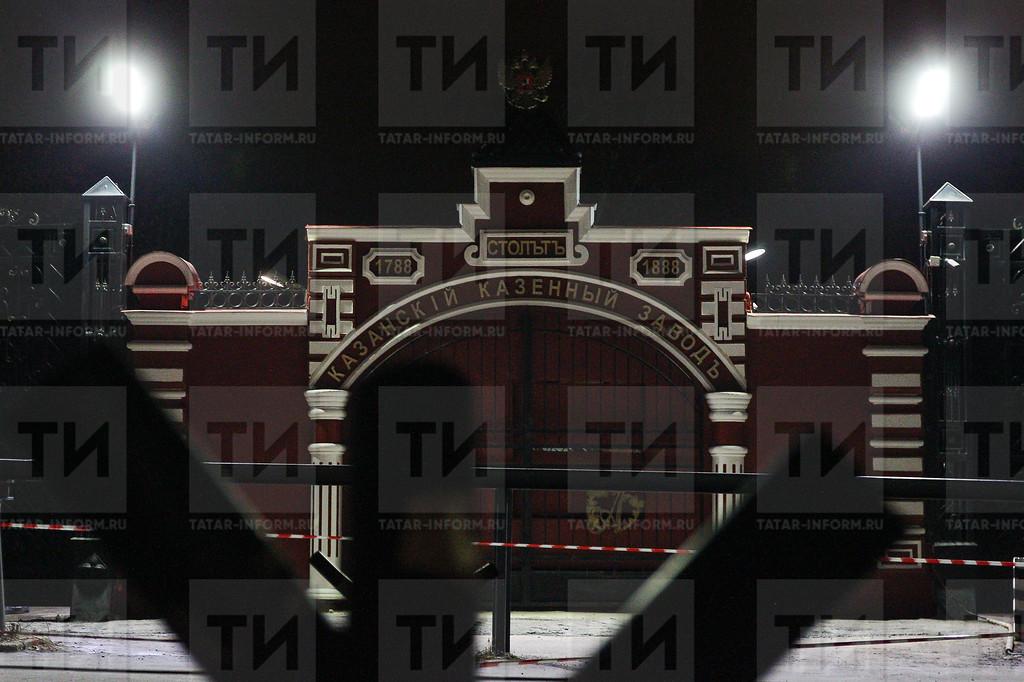 Казань. 24.03.2017 - Пороховой завод (фото: Ильнар Тухбатов/ ИА Татар-Информ)