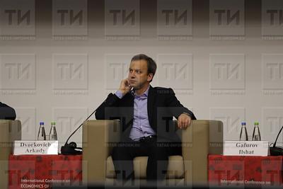 23.06.2017 Экономика футбола Дворкович фото Рамиля Гали