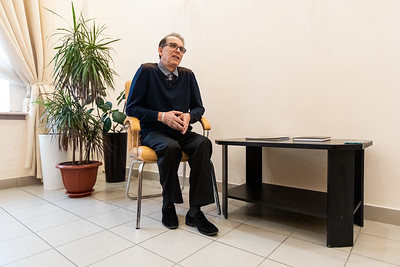 30.12.2020 - Җырчы Фердинанд Сәлахов белән әңгәмәдән фоторепортаж (Фото Салават Камалетдинов )
