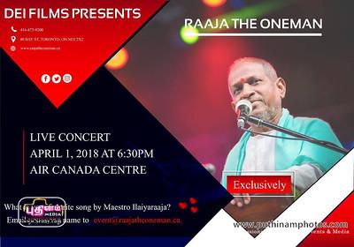 Ilayaraja Live in Toronto -2019-seithy
