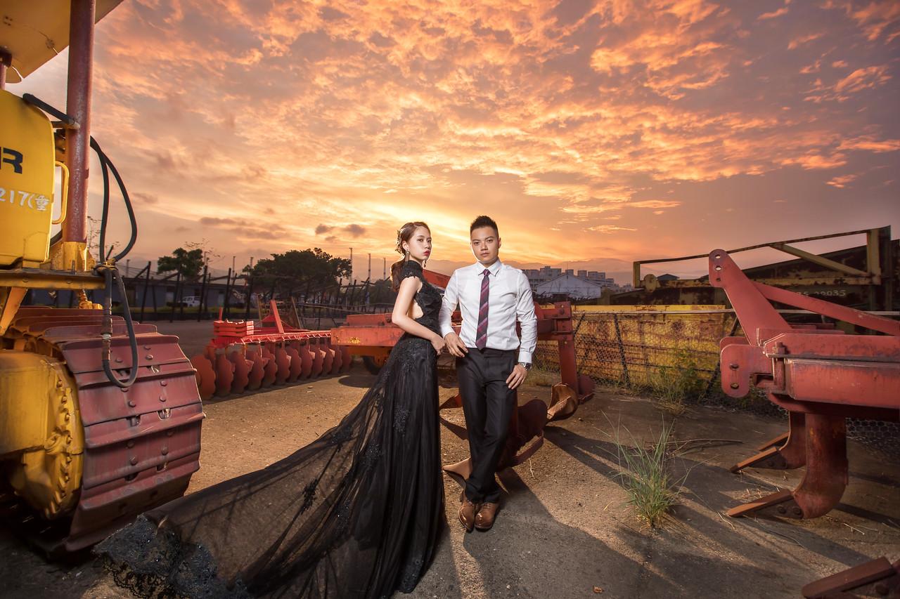 《婚錄子蓁》晨曦輝映下,讓愛乘著熱氣球遨遊幸福國度 / 攝影師專訪