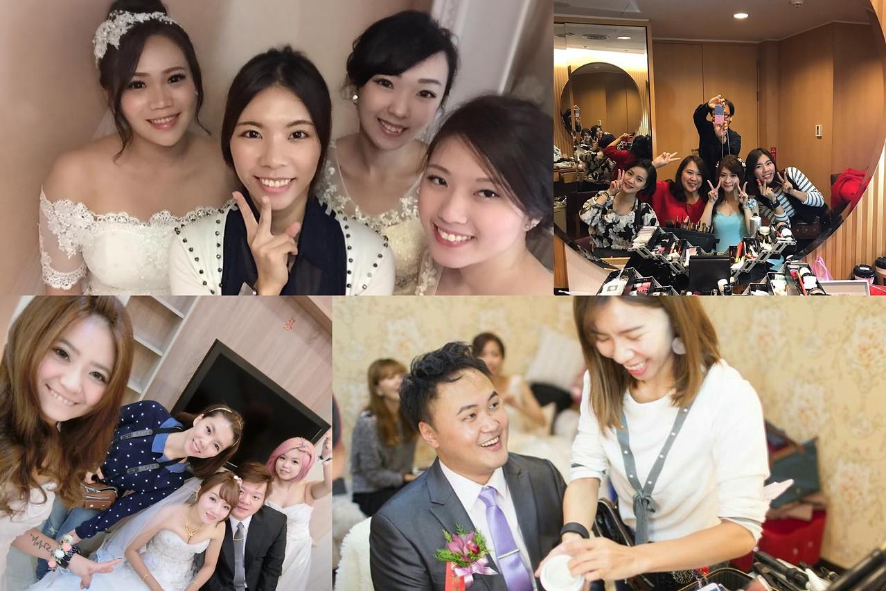 《Lydia姿君 wedding style》讓幸福以最美好的姿態暈染 / 婚禮彩妝造型師專訪