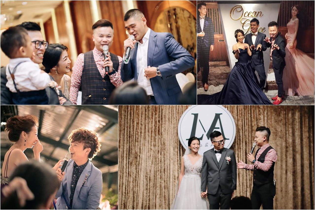 《婚禮主持人安格斯》貼近新人靈魂波段的婚禮主持人 / 婚禮主持人專訪