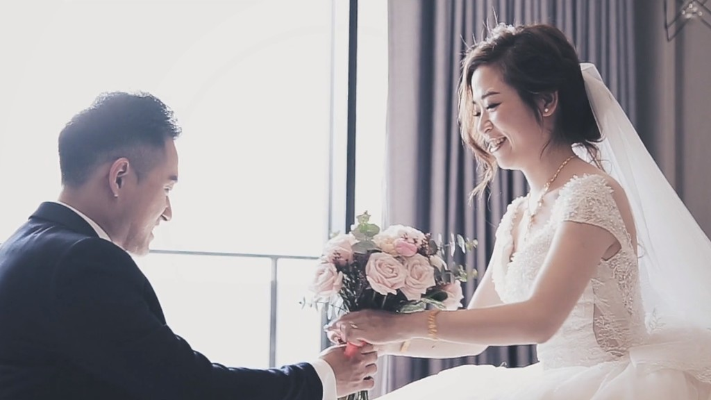 《婚錄小南》婚禮現場的小太陽 / 攝影師專訪